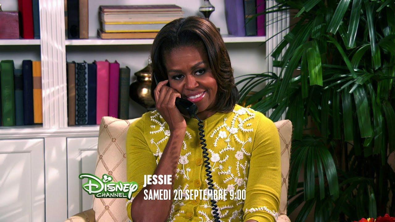 Jessie une surprise de la maison blanche avec michelle for A la maison blanche saison 3