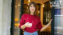 Jeanne Damas shows us her new boutique, Rouje and restaurant, Chez Jeanne | Vogue Paris