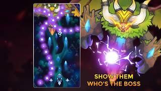 Sky Champ Shoot-'em-up Gameplay trailer