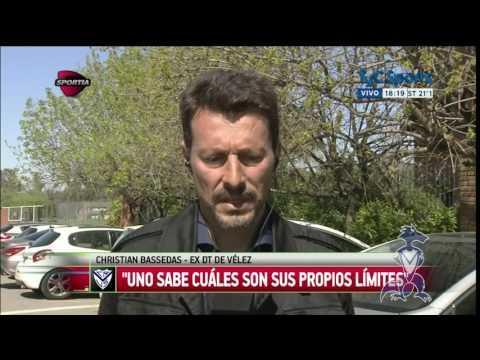 SPORTIA | Renuncia Christian Bassedas