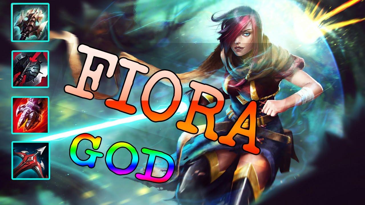 Fan #9 | Fiora TOP | God Fiora | Fiora Main| KDA: 18/4/1 | Build And Play | League Of Legend