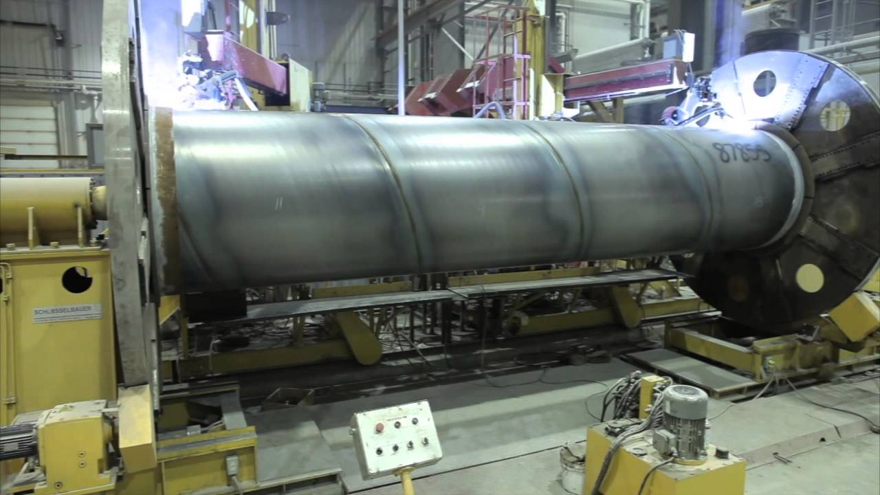 Rough Cut Concrete Pressure Pipe Manufacturing