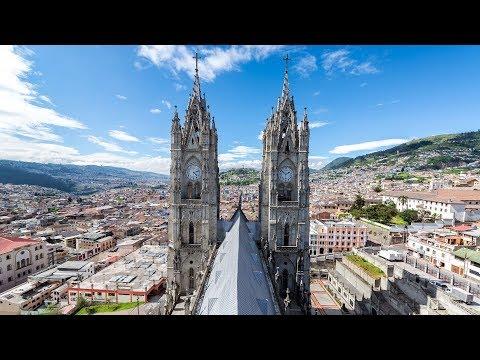 Кито - столица Эквадора. Эквадор #2