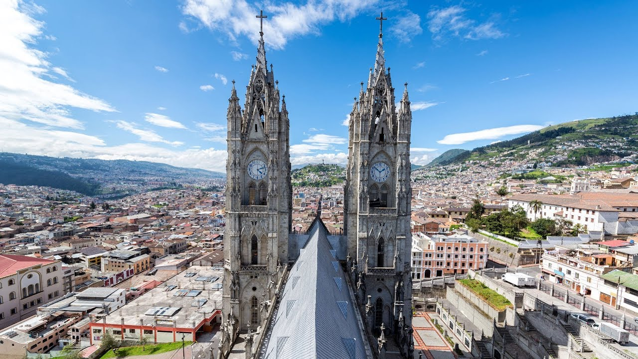 Кито столица Эквадора YouTube - Capital of ecuador