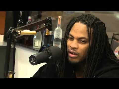 Interview With Waka Flocka Flame At The Breakfast Club Power 105.1