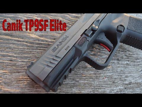 Canik TP9SF Elite   Best Gun Under $400? - Firearm Reviews