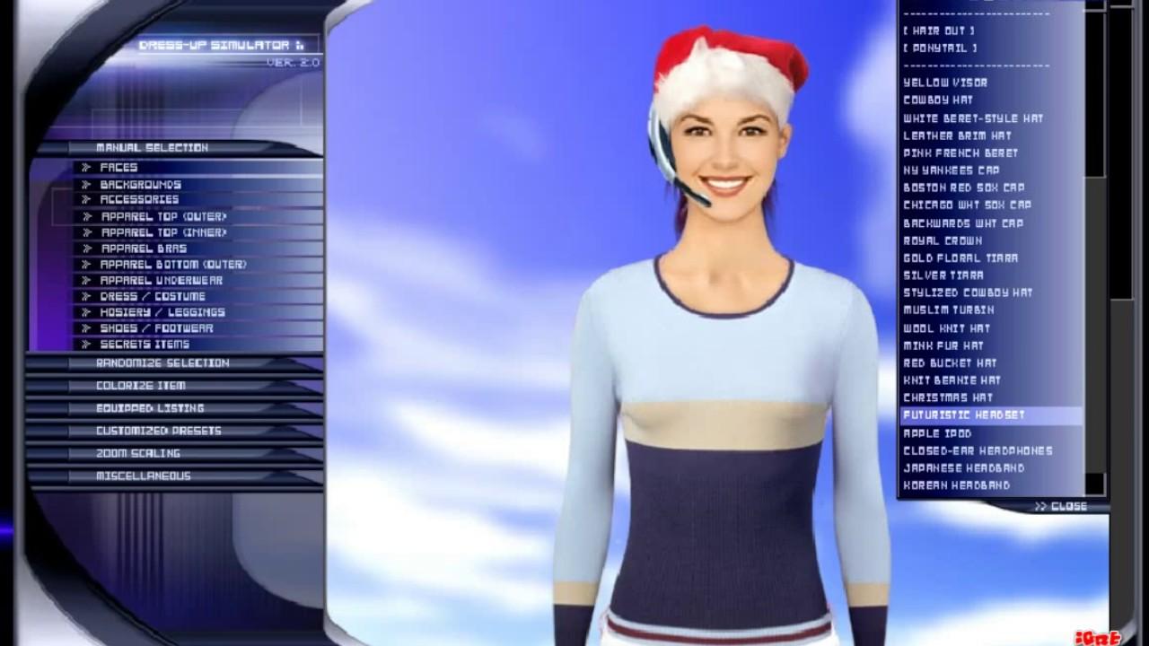Dress-Up Simulator
