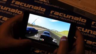 Real Racing 3 @ Sony Xperia T3 (D5103)