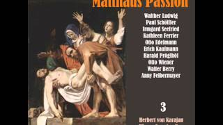 13. Matthäus Passion, BWV 244