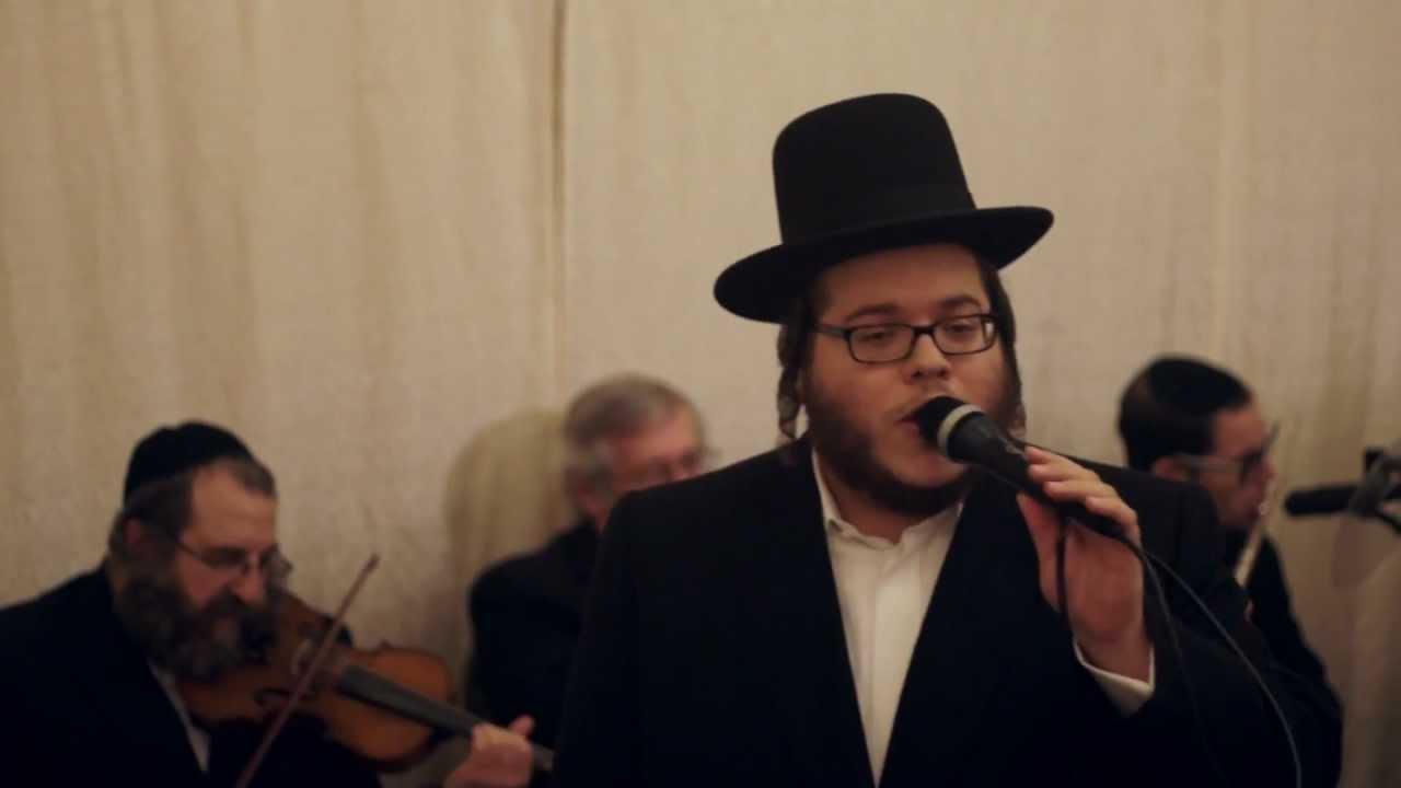 Levy Falkowitz Sings Yiddish Classics - Shabbos Medley