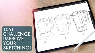 1051 Challenge: Improve Your Sketching