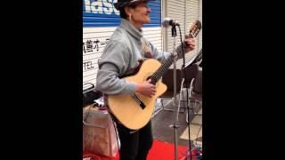 Guitar đường phố Nhật Bản