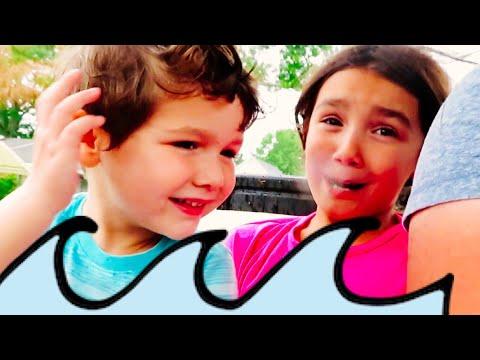 Flood , Hail, Tornado Warnings! / What Can Kids Do? / vlog 0054