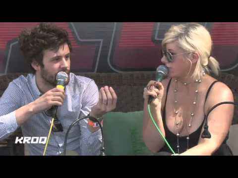 Passion Pit Interview At KROQ Coachella House