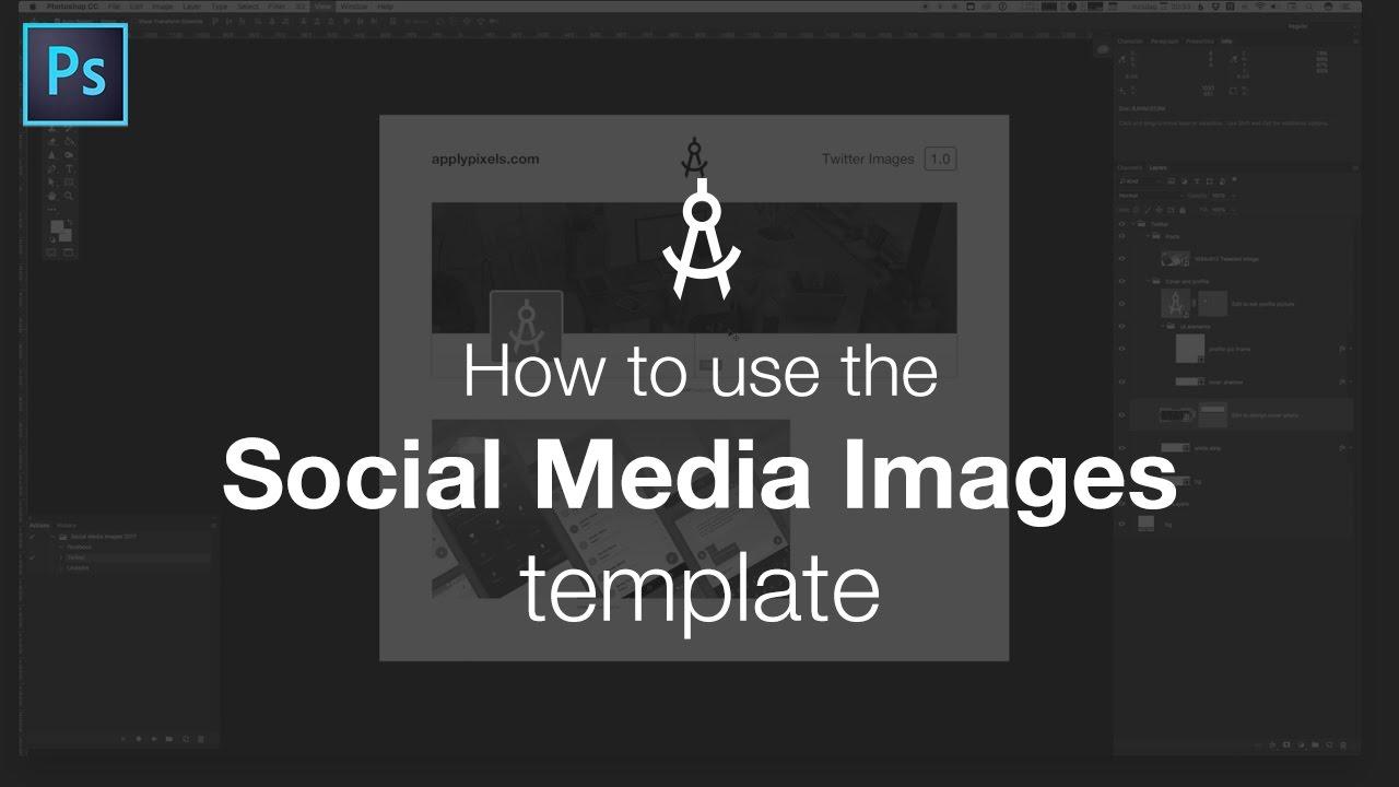 Social Media Images Apply Pixels