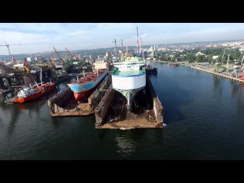 REMONTOWA SHIPYARD 17/18-09-2015 DJI PHANTOM 3