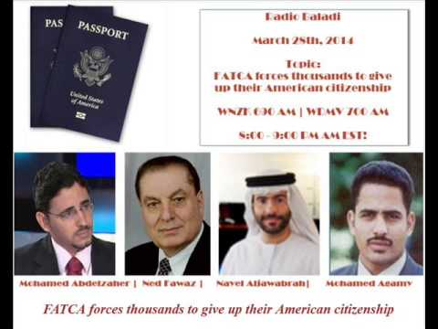 FATCA forces thousands to give up their American citizenship- El Eqtisad El youm