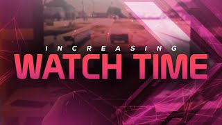 How to Increase Watch Time on Your YouTube Videos & Rank in the Search! (2016)