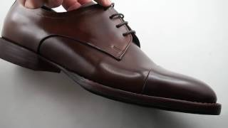 The problem with Bespoke shoes!