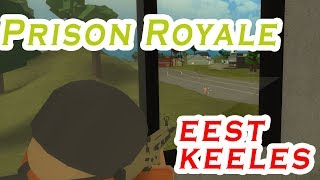 Roblox Prison Royale (in ENGLISH!)