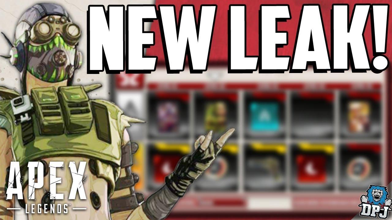 Apex Legends: NEW BATTLE PASS LEAK & DETAILS / Release Date?