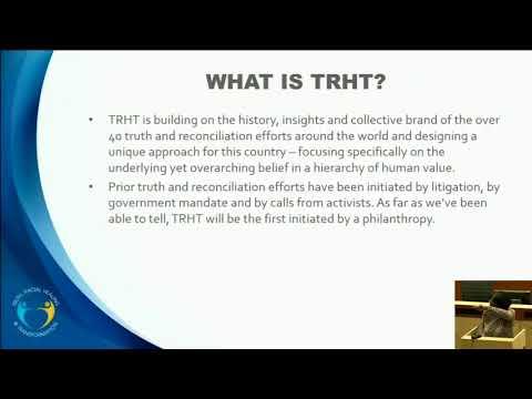 Keynote: Environmental Justice: Truth, Racial Healing and Transformation