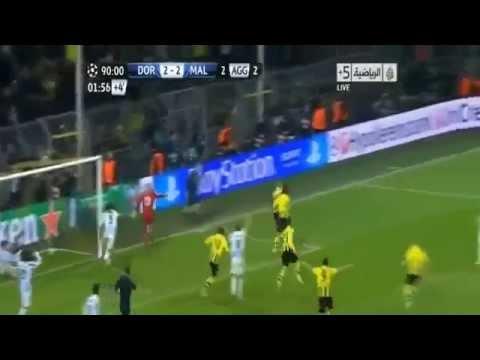 Боруссия малага видео обзор