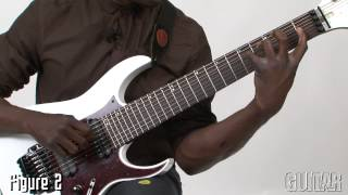 "Prog-gnosis with Tosin Abasi - January 2013 - Odd Meters and ""Cylindrical Sea"""