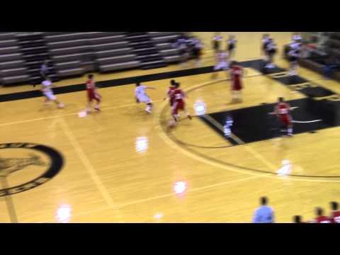 Luke Lattner Buzzer-Beater vs. Denison (January 28, 2015) Audio: WGRE