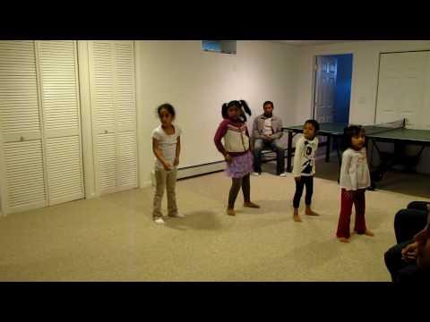 Charu Dance Practice 2010 - I