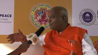 Mr  Pramod Kumar Tourism Minister Bihar