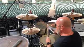 "Jason Bonham -""Trampled Under Foot"" - ""(Drums)!- Led Zeppelin Song, Physical Graffiti  - 1975"