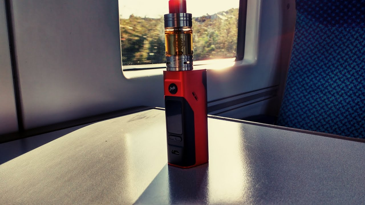 Reuleaux rx2/3, an updated version of reuleaux series, designed by jaybo, features the replaceable back cover for two or three cells.