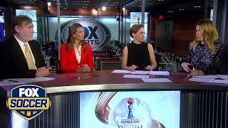 Meet the 2019 FIFA Women's World Cup™ 'Group of Death' | FOX SOCCER
