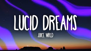 Gambar cover Juice Wrld - Lucid Dreams (Lyrics)