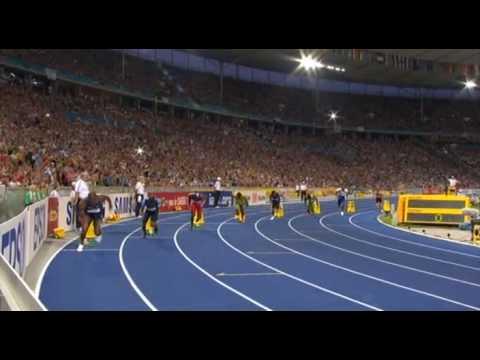 200m Men's Final