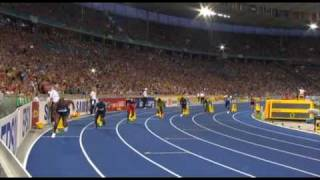 200m Men's Final World Championships 2009