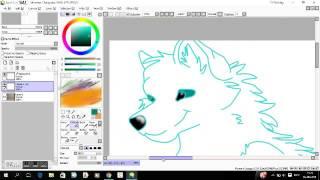 Рисование на компьютере-моя ос Молния.(В этом видео я рисую свою ос волка Молнию.Надеюсь, вам понравится., 2016-06-02T11:19:37.000Z)
