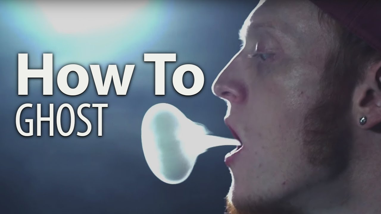 VGOD Vape Trick Tutorials : How To Ghost