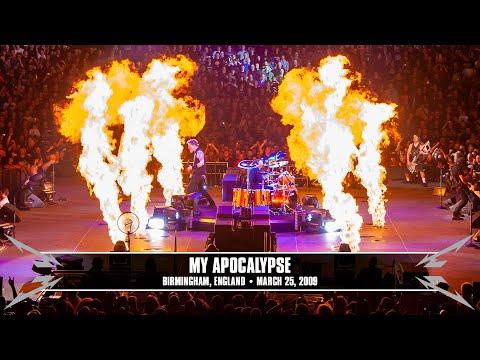 Metallica: My Apocalypse MetOnTour  Birmingham, England  2009