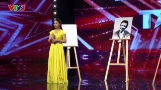 Vietnam's Got Talent 2016 - TẬP 7 - Thí sinh vừa múa vừa vẽ chân dung GK Trấn Thành