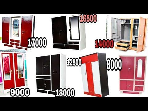 Modern Almirah Price | Best Almirah Design India | Steel Almirah