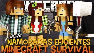 Minecraft Survival Ep.37 - Namoradas Eficientes com @Ambuplay thumbnail