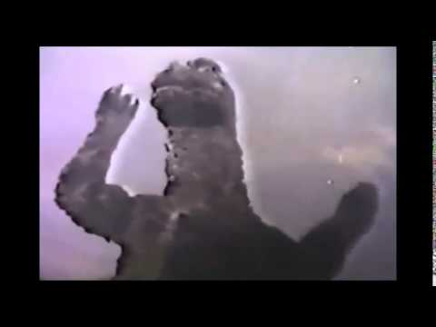 Trailer do filme Godzilla vs. Gigan