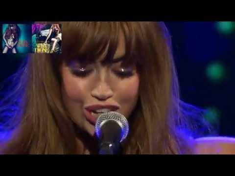 Aura Dione live - Geronimo (NDR Talkshow 2011)