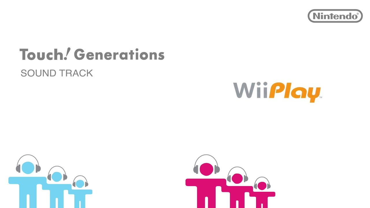 Touch! Generations - Title - W...