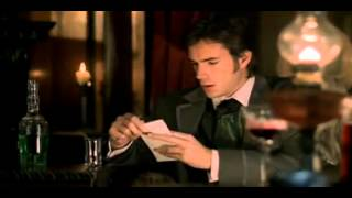Sherlock Holmes gets wasted on absinthe