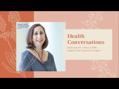 WH&WI Health Conversations, ft. Dr. Tracey R. Childs, M.D.