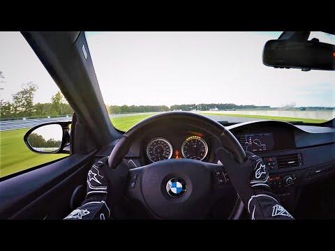 BMW E92 M3 Track POV   NJMP   Thunderbolt