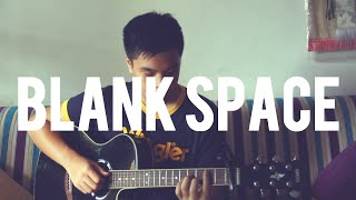 BLANK SPACE - Taylor Swift (Michael Aldi K)
